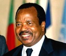 President Biya 2