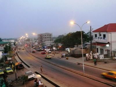 Buea Streetlights 2