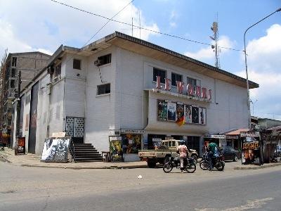Cinema le wouri-Douala