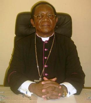 Mgr Tonye Bakot