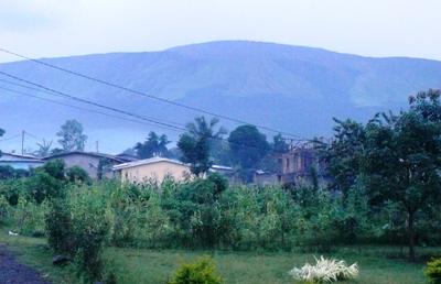 Mt Cameroon