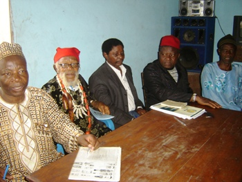 Nfor Ngala, Chief Ayamba, Mathias Arrey, others