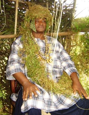 HRH Chief NN Mbile, Paramount Chief of Lipenja