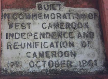 Reunification-monument