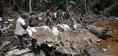 Kenya Airways Crash