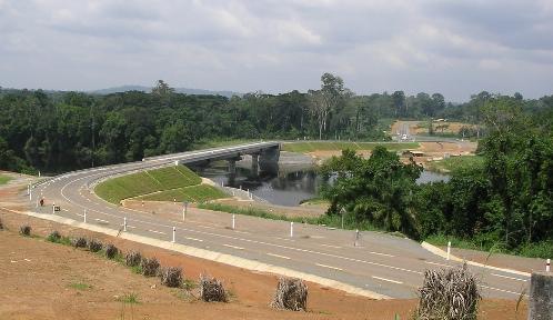 Cameroon-Gabon Highway