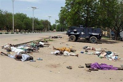Nigeria on the brink
