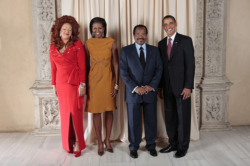 The Biyas and the Obamas