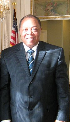 Cameroon ambassador to the USA Foe Atangana