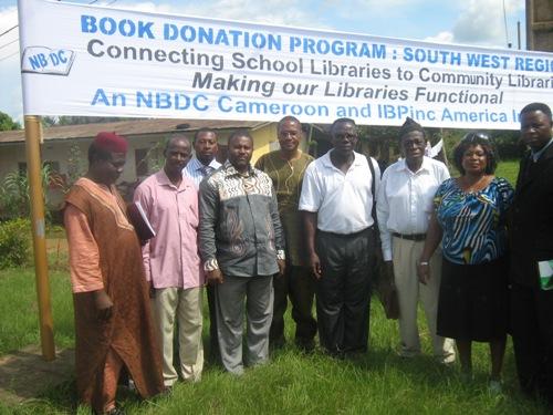 NBDC Book Donation