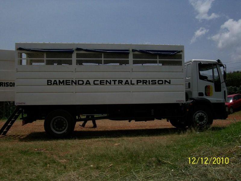 Bamenda prison Sans Payer