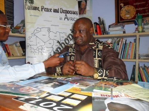 George Ngwane Eden Interview