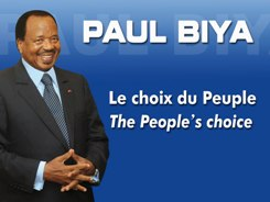 Paul Biya_The Peoples Choice