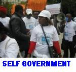 We Want to Govern Ourselves