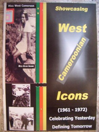 West Cameroon Icons