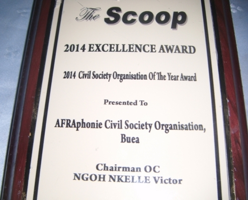 AFRICAphonie Award