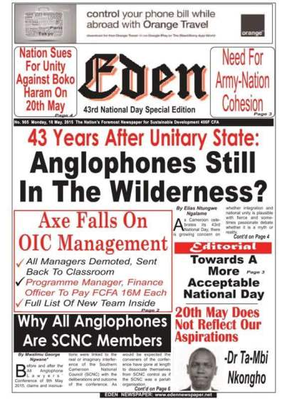 Eden_Special 20 May Edition
