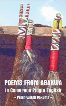 Cover Poems from Abakwa