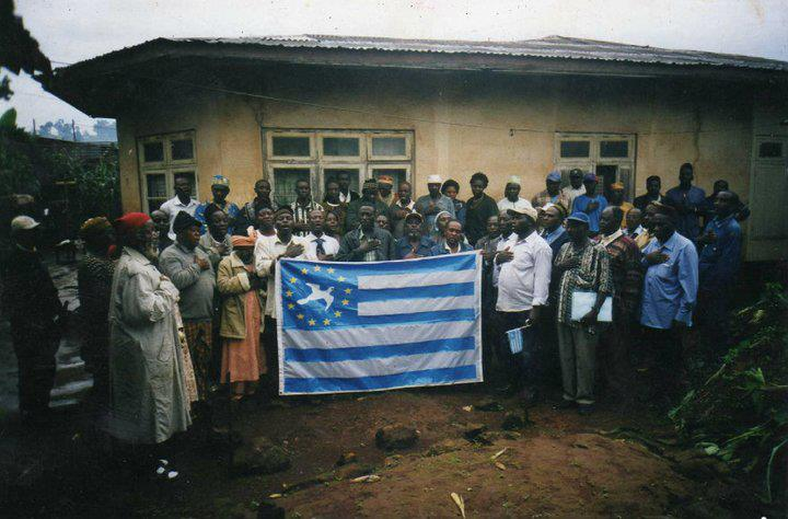 Southern Cameroons Flag